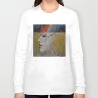 queen Long Sleeve T-shirts featuring Queen by Michael Creese