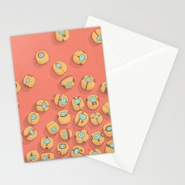 microrobots Stationery Cards