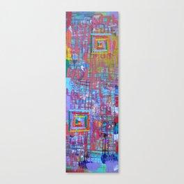 Cardboard Dojo Canvas Print