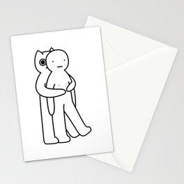 Extra hug Stationery Cards