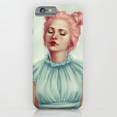 Doll heart Slim Case iPhone 6s
