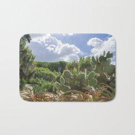 Cactus paradise Bath Mat