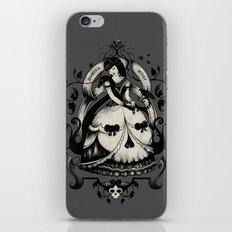 Domina Mori iPhone & iPod Skin