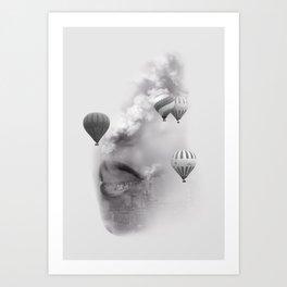 Let It Happen Art Print
