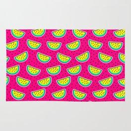 Cosmic Watermelon Rug