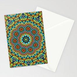 Bohemian Mandala Stationery Cards