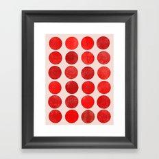 colorplay 12 Framed Art Print