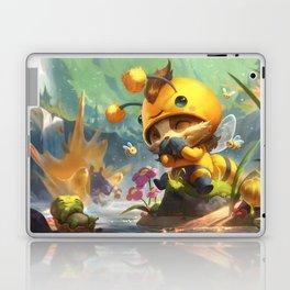 Beemo Teemo League Of Legends Laptop & iPad Skin