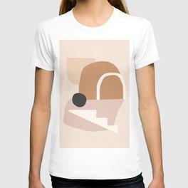 abstract minimal 24 T-shirt