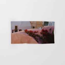 Flowers on Fire Hand & Bath Towel