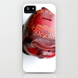 funds. iPhone Case