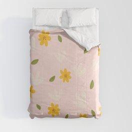 Fresh Spring Florals  Comforters