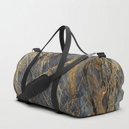 Natural Geological Pattern Rock Texture Duffle Bag