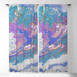 Day Dreamer Blackout Curtain