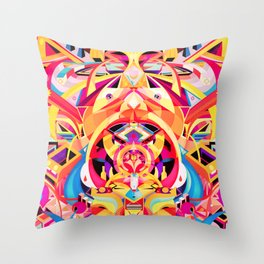 vinochromie Throw Pillow