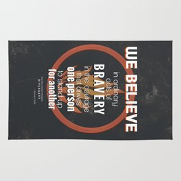 Dauntless Manifesto Rug
