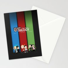 The Three Sweetest Flavours Stationery Cards