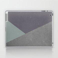 Concrete & Triangles Laptop & iPad Skin