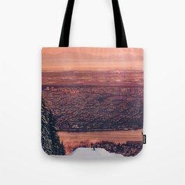 Sick Mountain Tote Bag