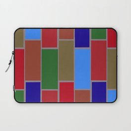 Colored Tiles Version 3 Laptop Sleeve