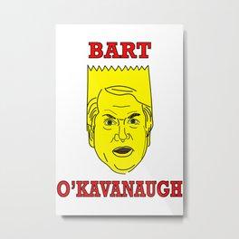 Bart O'Kavanaugh Metal Print
