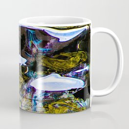 My Heart Sinks at the Bottom of a Fish Tank Coffee Mug