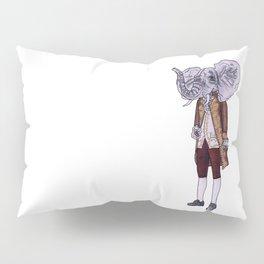 Monsieur Elephant Pillow Sham