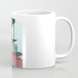 Flieger, gruess mir die Sonne... Collage Coffee Mug