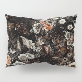 Night Garden V Pillow Sham
