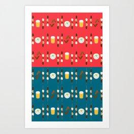 KONOMI 2 Art Print