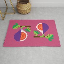 Fruit: Fig Rug