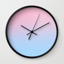 sunset 1 Wall Clock