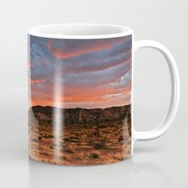 Joshua Tree Sunrise Coffee Mug