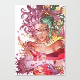 Terra Branford Canvas Print