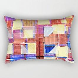 The Wool Store Rectangular Pillow