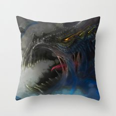 RRAWWW Throw Pillow