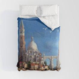 Hy-Brasil Island Comforters