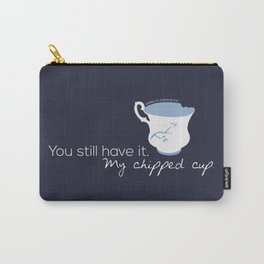 Rumbelle Quote (OUAT) Carry-All Pouch