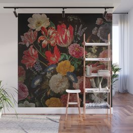 Vintage & Shabby Chic - Dutch Midnight Garden I Wall Mural