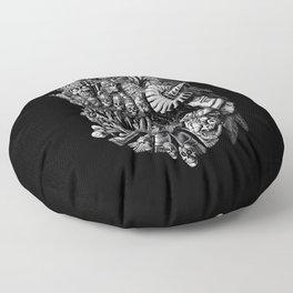 Mictlantecuhtli Floor Pillow