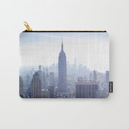 New York sky line Carry-All Pouch
