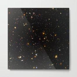 Hubble Ultra Deepfield Metal Print