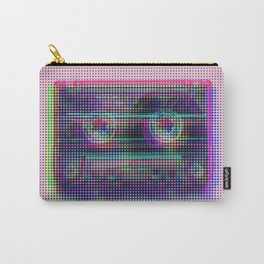 Dot glitch cassette Carry-All Pouch