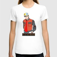 mcfly T-shirts featuring Marty McFly by Pendientera