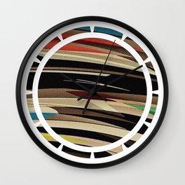 Javelin Wall Clock