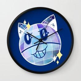 Dancing all Nyaight! Wall Clock