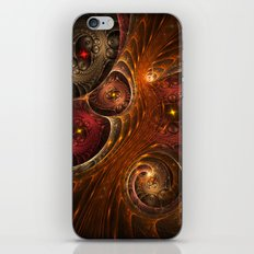 Entwined Dimensions iPhone & iPod Skin