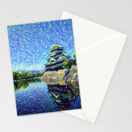Crow Castle - Matsumoto Stationery Cards