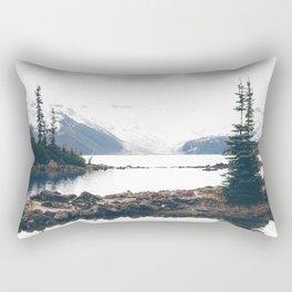 Gloomy Garibaldi Rectangular Pillow