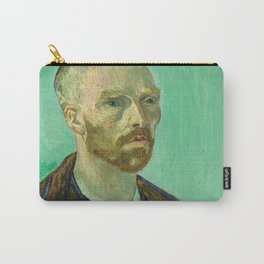 Self Portrait (dedicated to Paul Gauguin) Carry-All Pouch